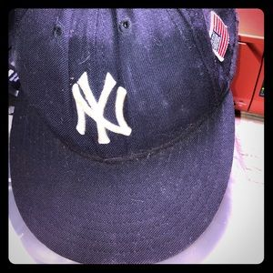 NY Yankees MLB fitted baseball hat 9/11/2001